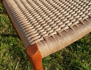 danish cord chaircaning